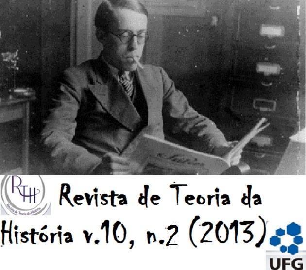 Visualizar v. 10 n. 2 (2013): A cultura intelectual brasileira: trajetórias institucionais e intérpretes