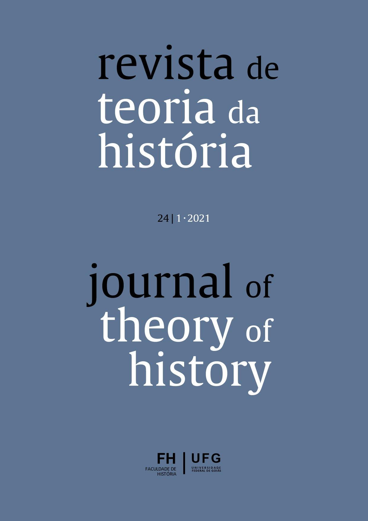Visualizar v. 24 n. 1 (2021): Filosofias da história