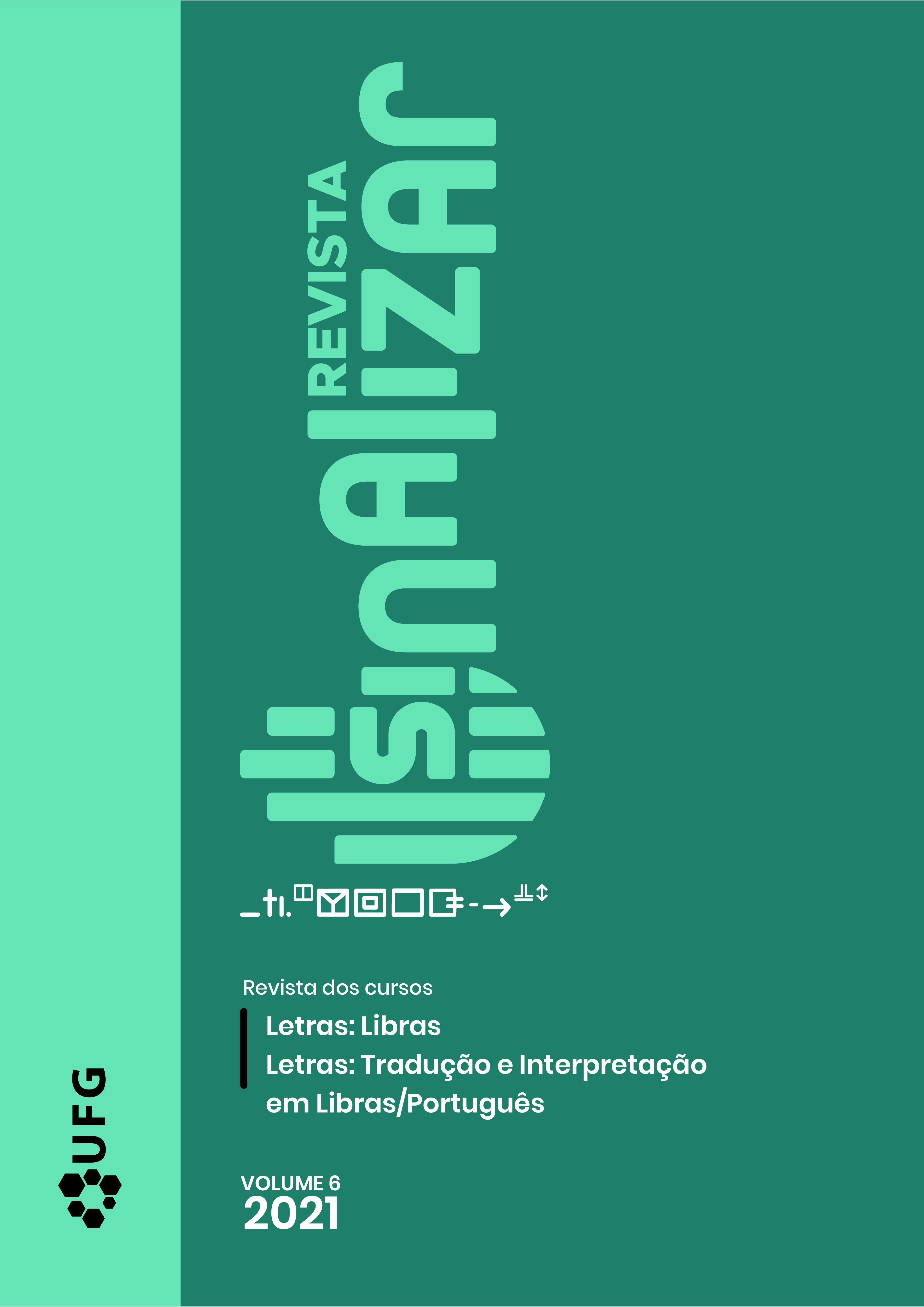 Visualizar v. 6 (2021): Revista Sinalizar