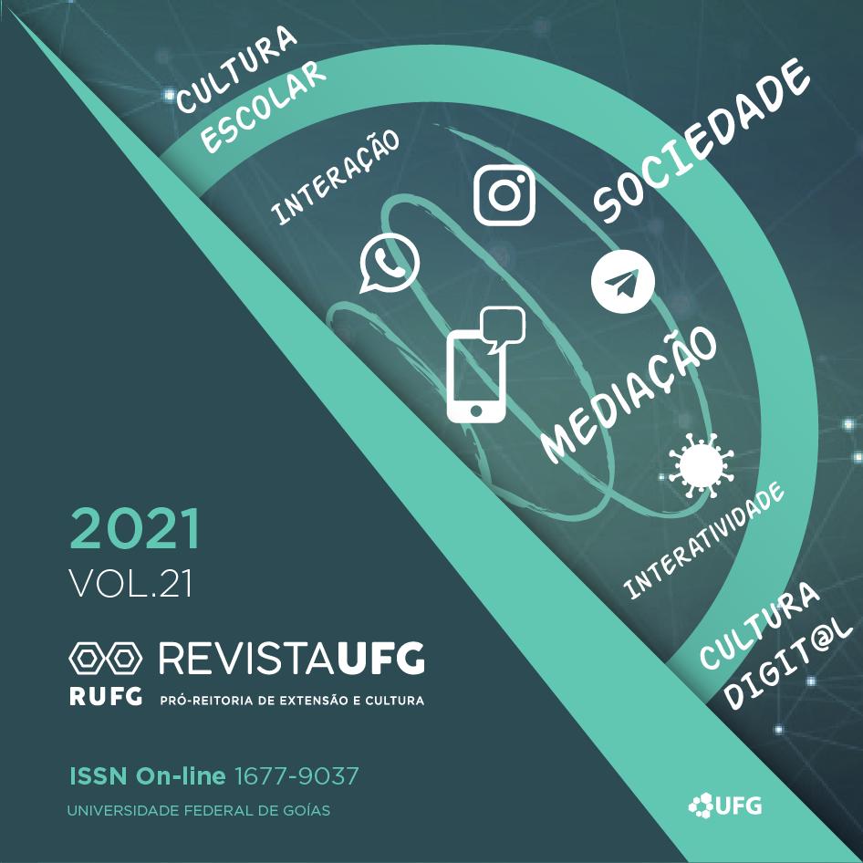 Visualizar v. 21 (2021): Revista UFG