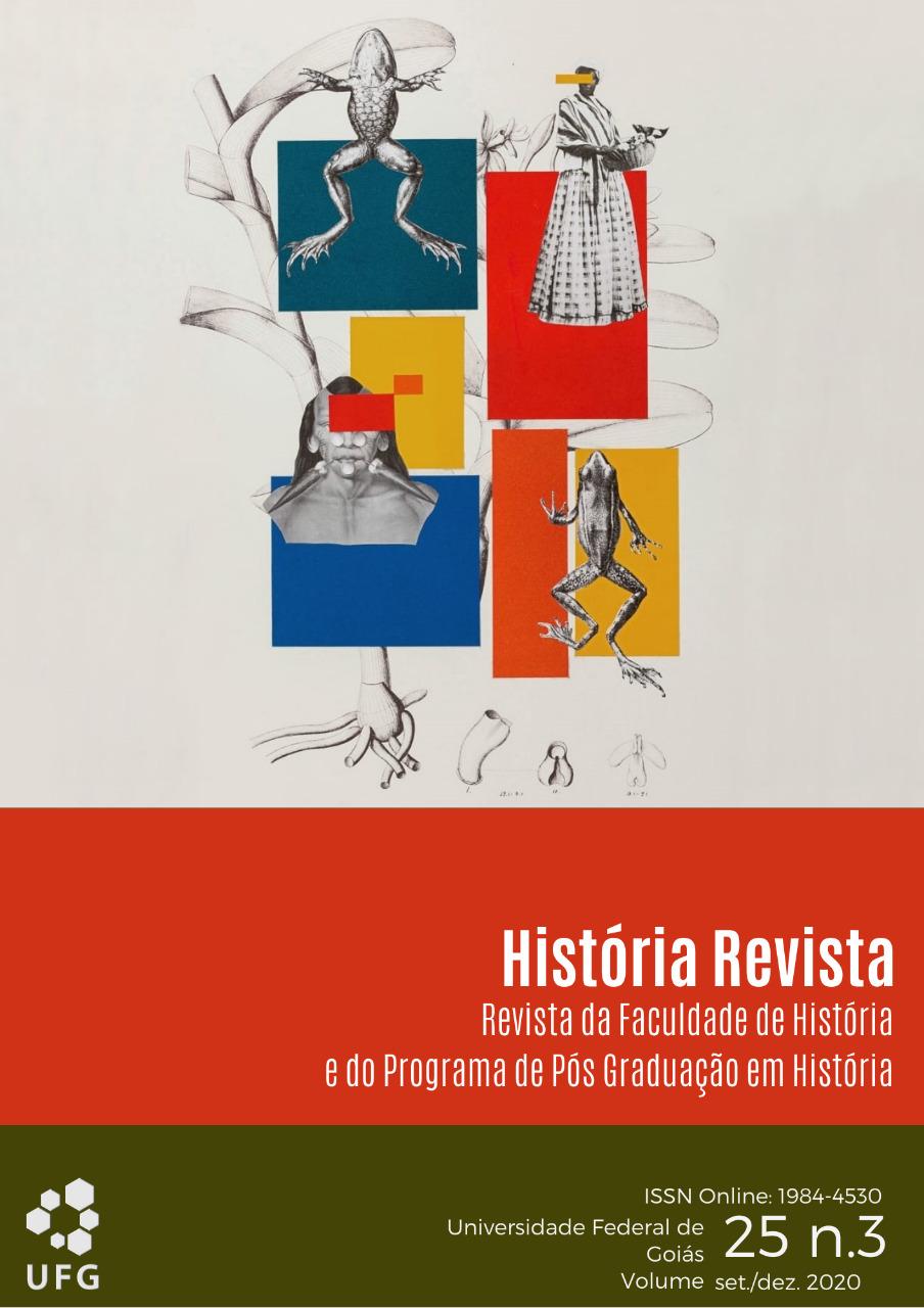 Visualizar v. 25 n. 3 (2020): História, sujeitos marginalizados e alteridades