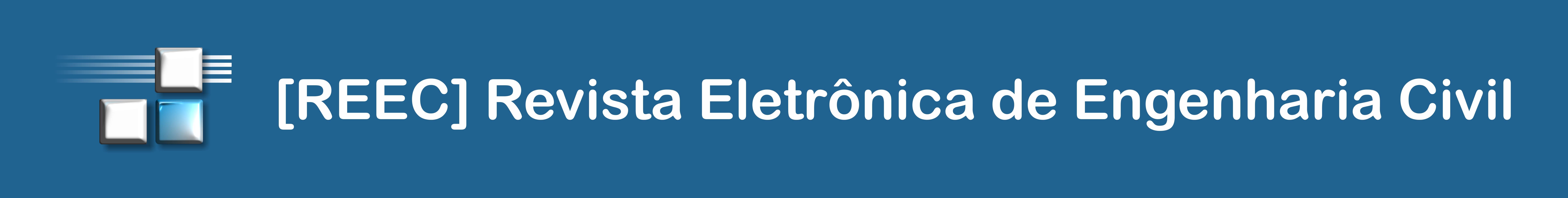 [REEC] Revista Eletrônica de Engenharia Civil