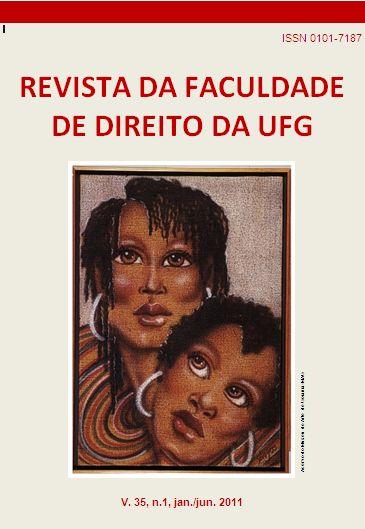 RFD-UFG / VOL.35 / Nº 01 / 2011