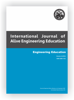 View Vol. 6 (2019): Vol 6 (2019): International Journal on Alive Engineering Education - ISSN 2596-1152